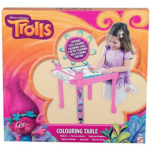 Sambro Mesa Trolls 4064 para Colorear