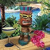 Design Toscano AL60180 Kahuna Tiki Surfer Dude Garden Statue, Full Color Finish