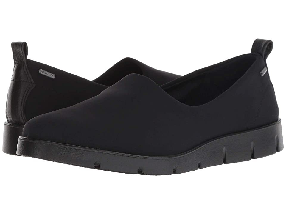 ECCO Bella Slip-On GORE-TEX(r) (Black/Black) Women