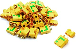25- Pack of Female XT90 Anti-Spark Connectors