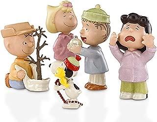 CHARLIE BROWN's Christmas Figurine