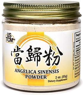 Angelica Sinensis Powder Dang GUI Powder Dong Quai Powder 當歸粉 120 Mesh (2oz)