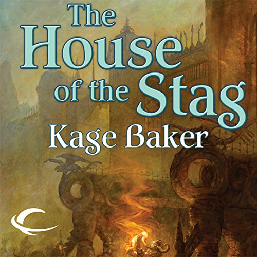 The House of the Stag cover art