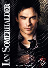 Ian Somerhalder 2020 Calendar: Star of The Vampire Diaries (English, French and German Edition)