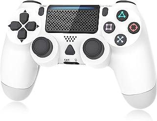 Controlador para Playstation 4, Controller para PS4 / Pro/Slim, Joystick de controle de jogo com função de vibração, conec...