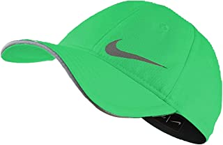 Nike Girl`s Featherlight Dri-Fit Swoosh Ponytail Slit Baseball Cap