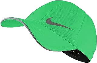 Nike Girl`s Featherlight Dri-Fit Swoosh Ponytail Slit Baseball Cap