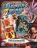 Upper Deck Entertainment – Baraja de cartas introductorias para 2 jugadores – Shonen Jump's Shaman King Recarnación – Contiene: 63 Cartas, 1 Libro de Reglamento y 2 Estuoias de juego