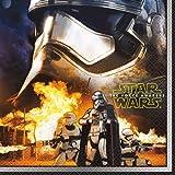 STAR WARS(スターウォーズ) 16pcペーパーナプキンL EP7 10869k【STAR WARS 映画 ギフト ラッピング プレゼント】