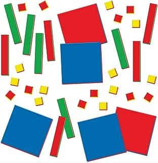 EAI Education Algebra Tiles: Student Set - 35 Pieces