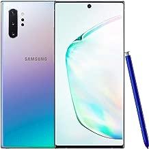 Samsung Galaxy Note 10+ Plus (5G) Single-SIM SM-N976B 512GB (GSM Only, No CDMA) Factory Unlocked 5G Smartphone - International Version (Aura Glow)