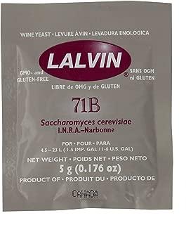 lalvin 71b wine yeast