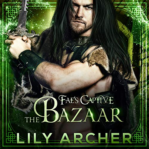The Bazaar audiobook cover art
