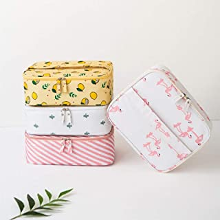 Net Red Cosmetic Bag Ins Wind Super Fire Small Female Portable Large Capacity Travel Carry Bag Wash Bag Storage Box