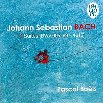 Bach: 3 Suites, BWV 995, 997 & 1012