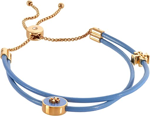 Tory Gold/Himalaya Blue