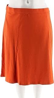 Liz Claiborne NY Essentials Knee Length Skirt A264115