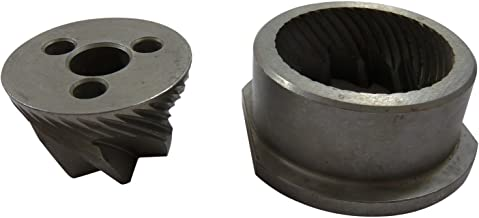 Saeco Grinding Burrs(pair) for Vienna, Magic, Royal, Rotel, Gaggia, 48mm DX