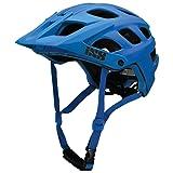 IXS Enduro-MTB Helm Trail RS EVO Blau, 49-54 cm/XS-S