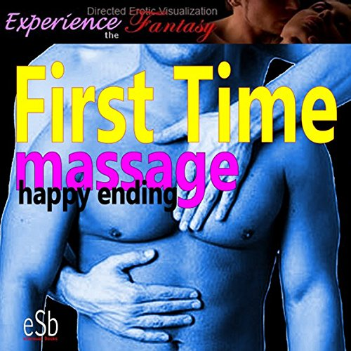 First Time Massage audiobook cover art