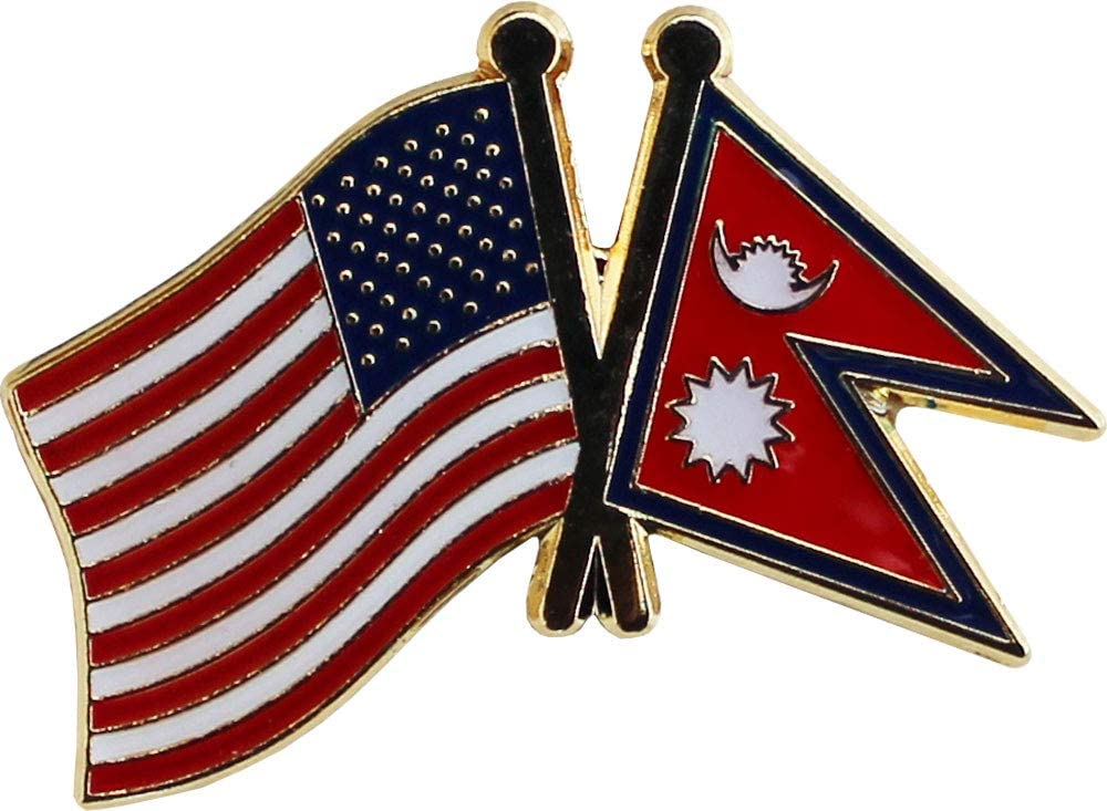Flagline Nepal - Friendship Pin