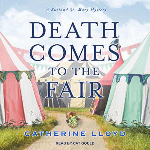 Death Comes to the Fair audiobook cover art