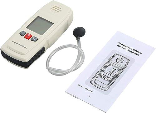 barato y de moda WOSOSYEYO BENETECH GM8806 PanTalla LCD Digital Digital Digital Amoniaco Detector de Gas Probador Herramienta de Medición 0- 40 Grados Celsius Set Sensor Monitor  garantía de crédito