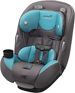 Safety 1st Autoasiento Convertible 3 en 1 Safety 1st Continuum Azul, color, paquete de 1