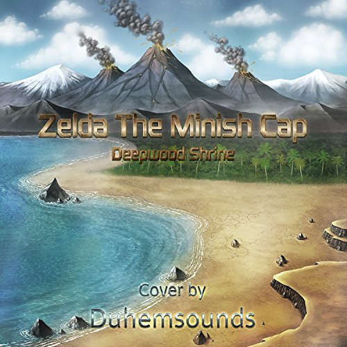 Deepwood Shrine (From 'The Legend of Zelda : The Minish Cap')
