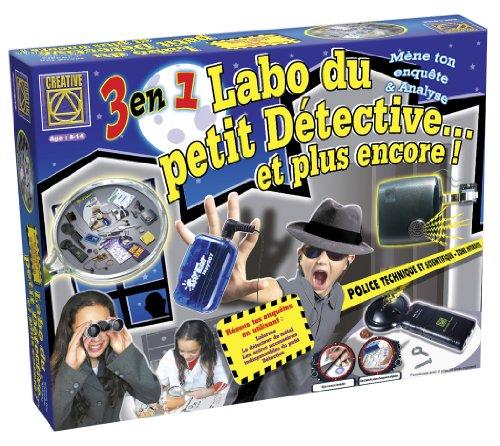 Creative - Juguete de Detective [Importado]