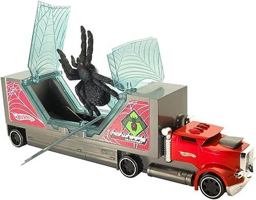 Hot Wtalons - V2359 - Voiture Miniature - Super Creature Arraignee Rouge