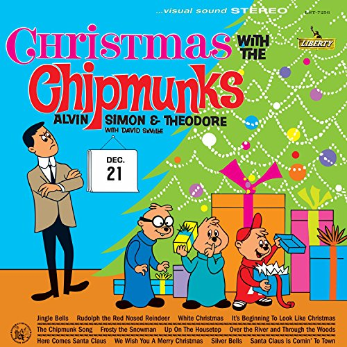 Christmas with The Chipmunks [Import USA]