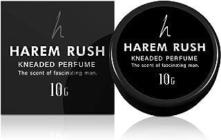 HAREM RUSH ハーレムラッシュ 練り香水 メンズ モテ香水 フェロモン ボディクリーム 媚薬 男性用 欲望刺激 センスフィール 配合 ホワイトムスク の香り (1個)