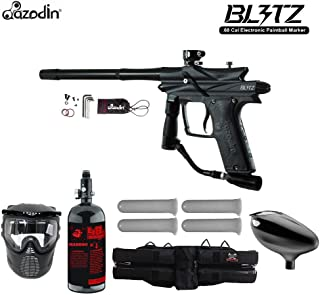 Best azodin blitz 3 electronic paintball marker gun Reviews