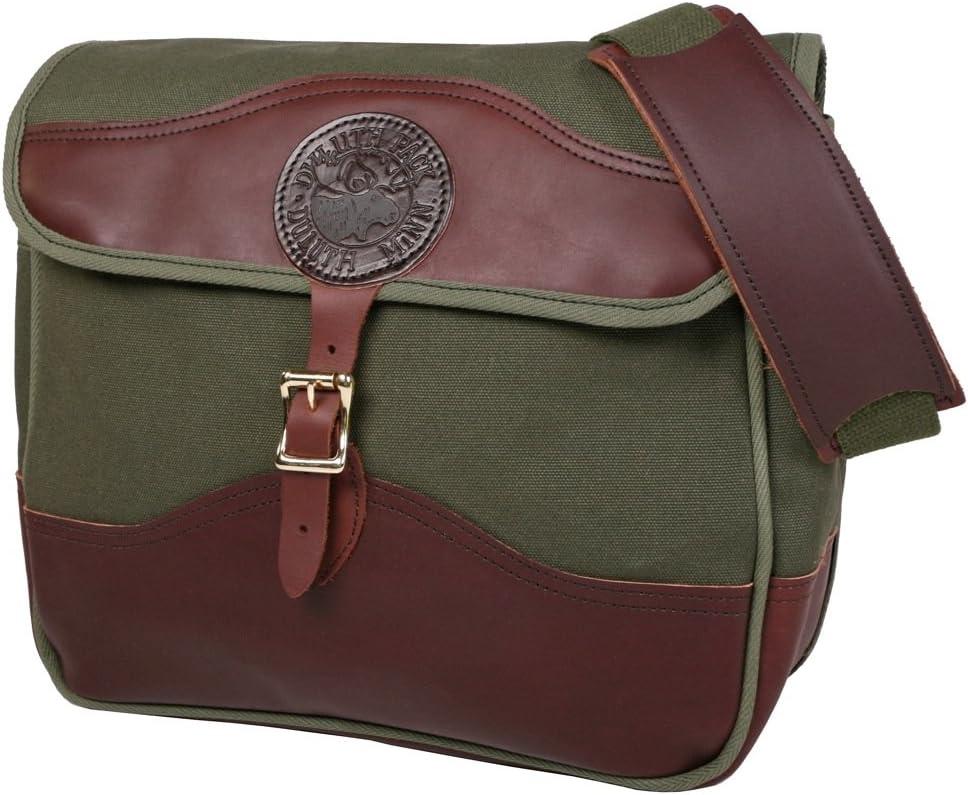 Duluth Pack Field Satchel Bag (Olive Drab)