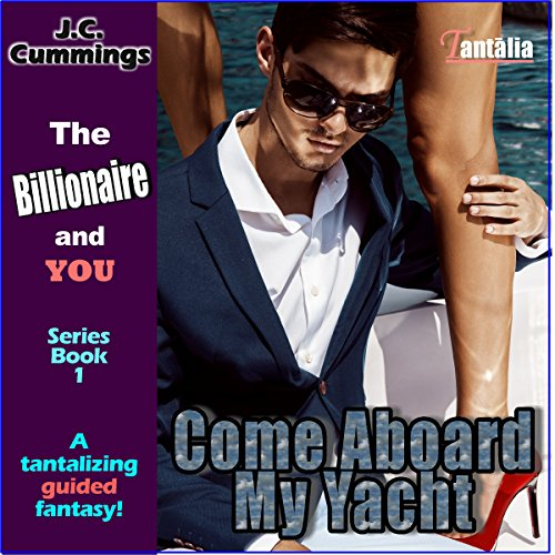 Come Aboard My Yacht audiobook cover art