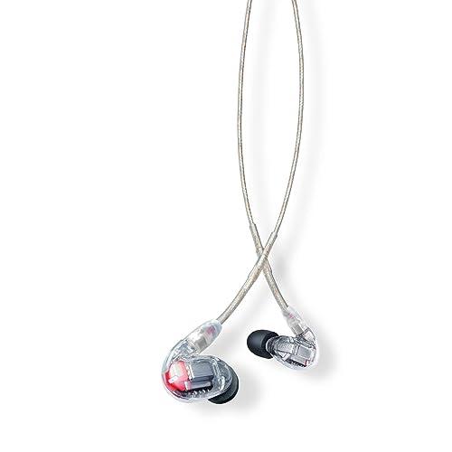 Yellow Foam Sleeves Earbuds Tips EAYLF1 For Shure SE215 315 535 425 Earphone