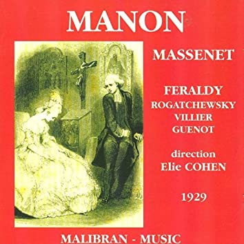 Jules Massenet : Manon (1929)
