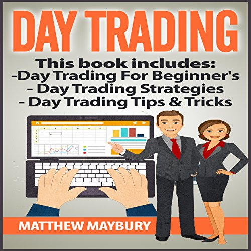 Day Trading: 3 Manuscripts Titelbild