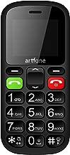 Artfone Teléfono Móvil con Teclas Grandes para Mayores con SOS botón.