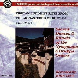 Tibetan Buddhist Rites From Bhutan 2[Importado]