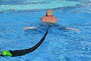 comprar comparacion BodyCROSS Cinturón de natación | Entrenamiento óptimo de natación para Cualquier Piscina