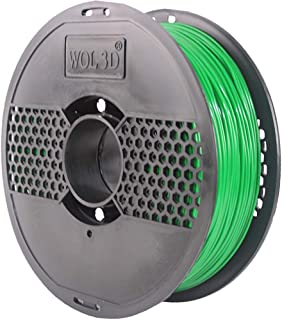 WOL 3D NEW PLA Pro+ with Improved formula (FOREST GREEN) 3D Filament Made in India