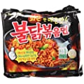 New Samyang Ramen/Spicy Chicken Roasted Noodles, 4.94 oz…