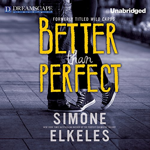 Better Than Perfect audiobook cover art