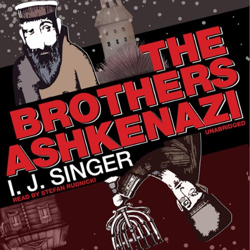 The Brothers Ashkenazi cover art