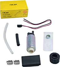 DEAL AUTO ELECTRIC PARTS Genuine 255LPH High Flow Electric Intank Fuel Pump With Installation Kit GSS340 HFP-340