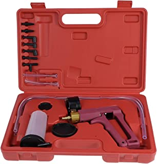 Vosarea Ferramenta de substituição de óleo de freio manual do carro para bomba de vácuo ferramenta de sucção de bomba de v...