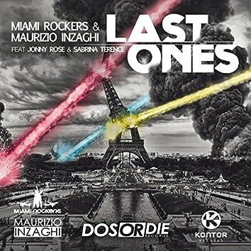 Last Ones (feat. Jonny Rose, Sabrina Terence)