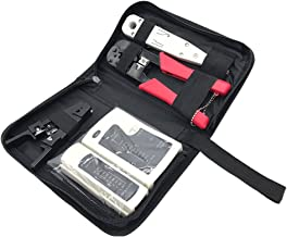 Network Cable Tool Kit – Ealona Computer Ethernet Wire LSA Punchdown Tool,..